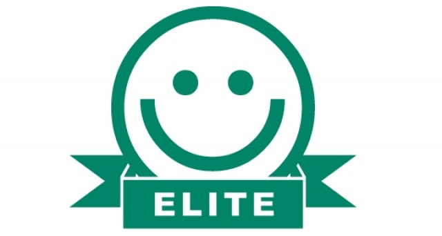 Elite-smiley ikon